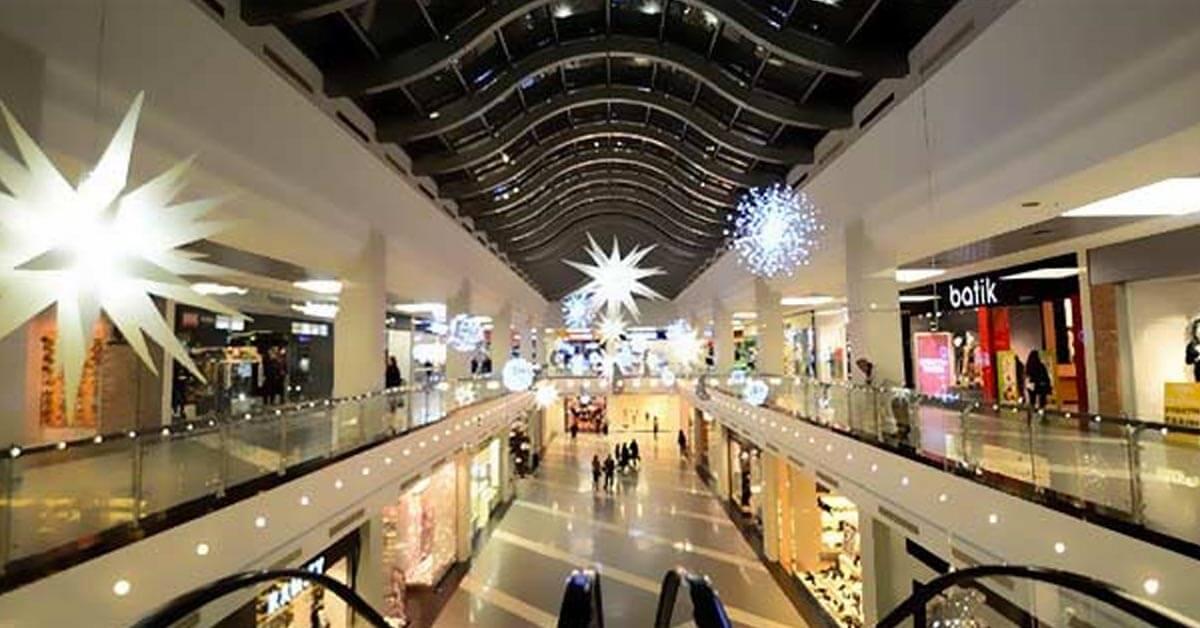 Alışveriş Merkezi Mağazaları