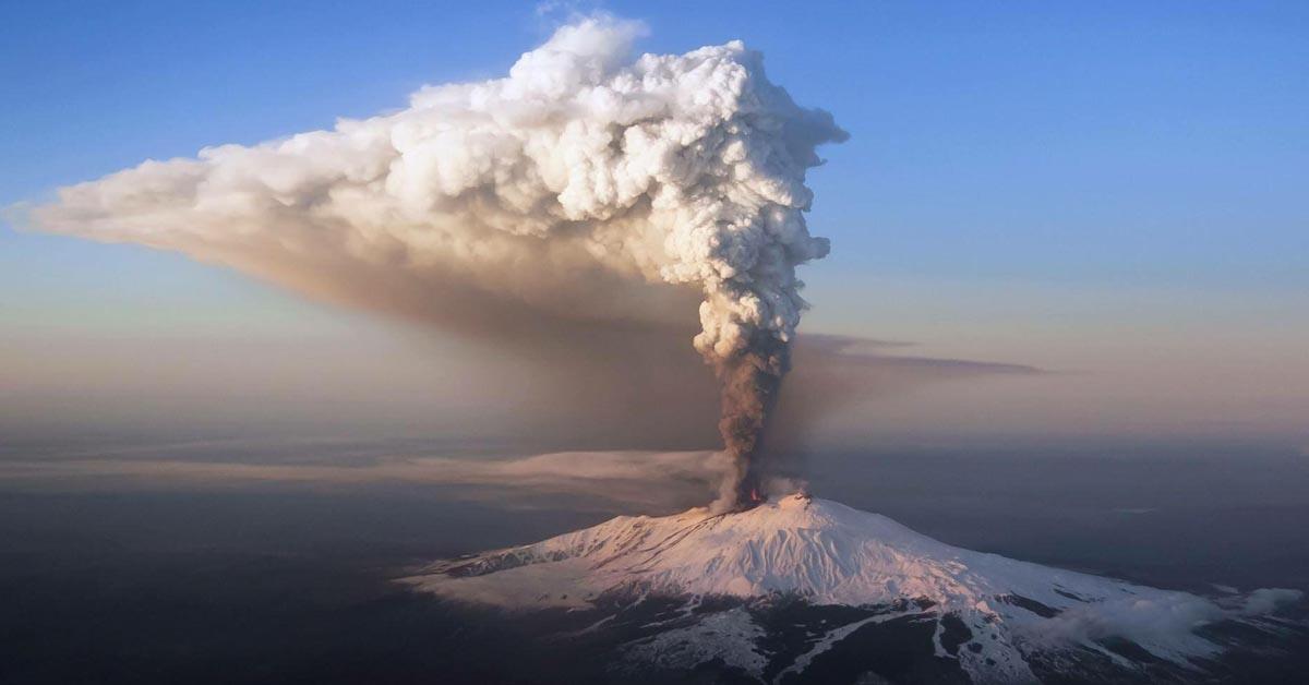 Etna Yanardağ