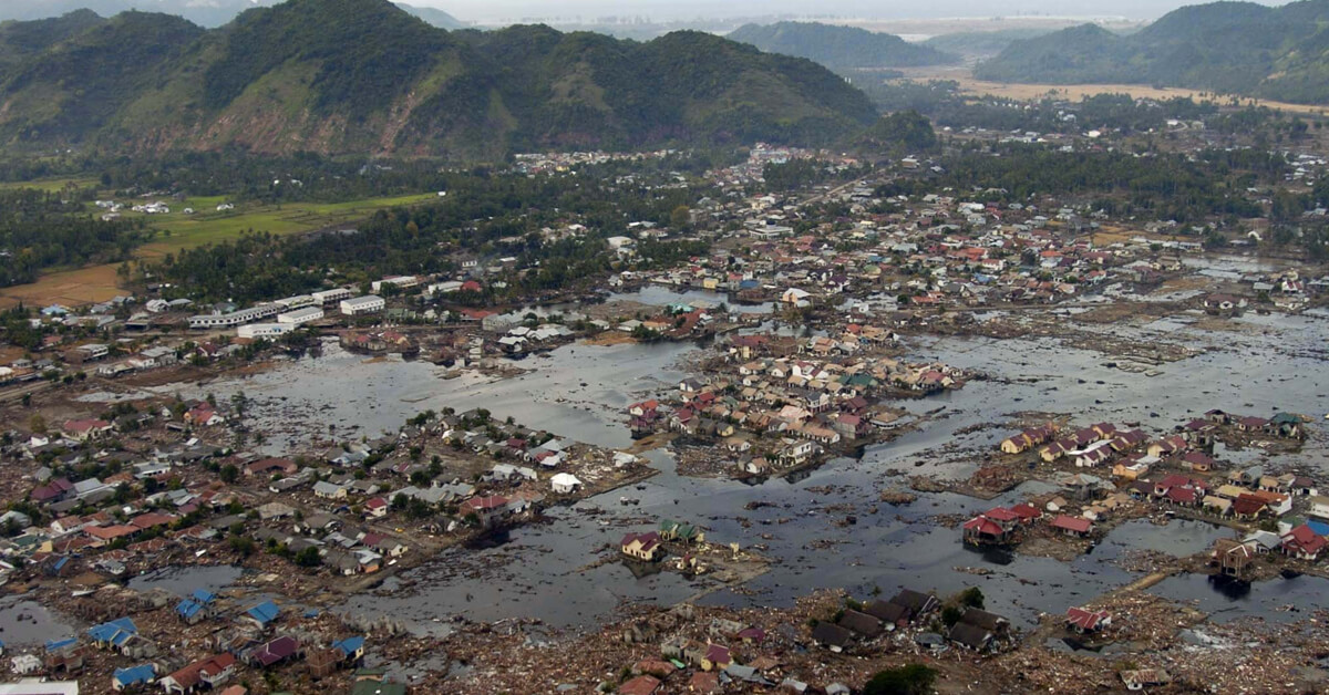 Korkunç Hint Okyanusu Depremi