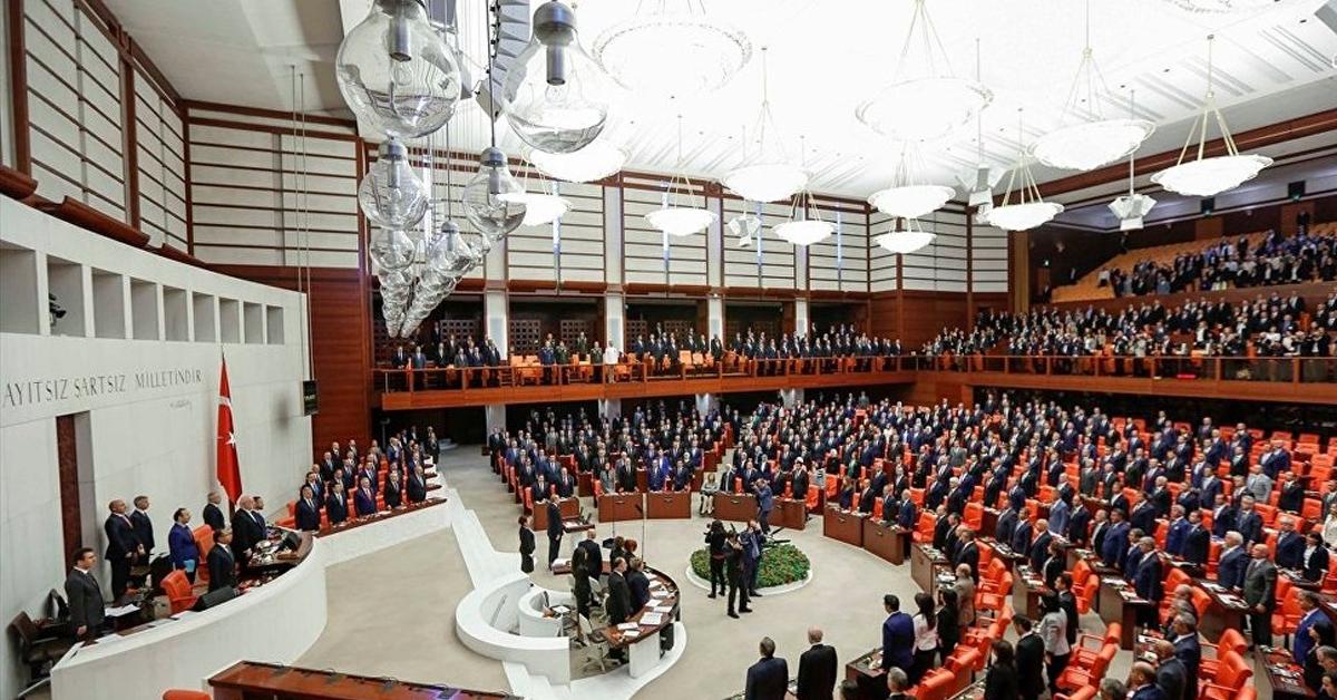 Türkiyedeki Aktif Siyasi Partiler