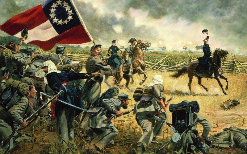 Amerikan İç Savaşı Nasıl Başladı?