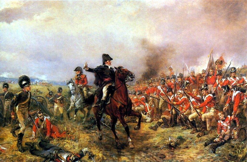 Waterloo Savaşı'nın Detayları