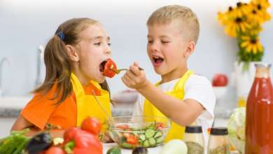 Çocukların Tüketmesi Gereken Gıdalar