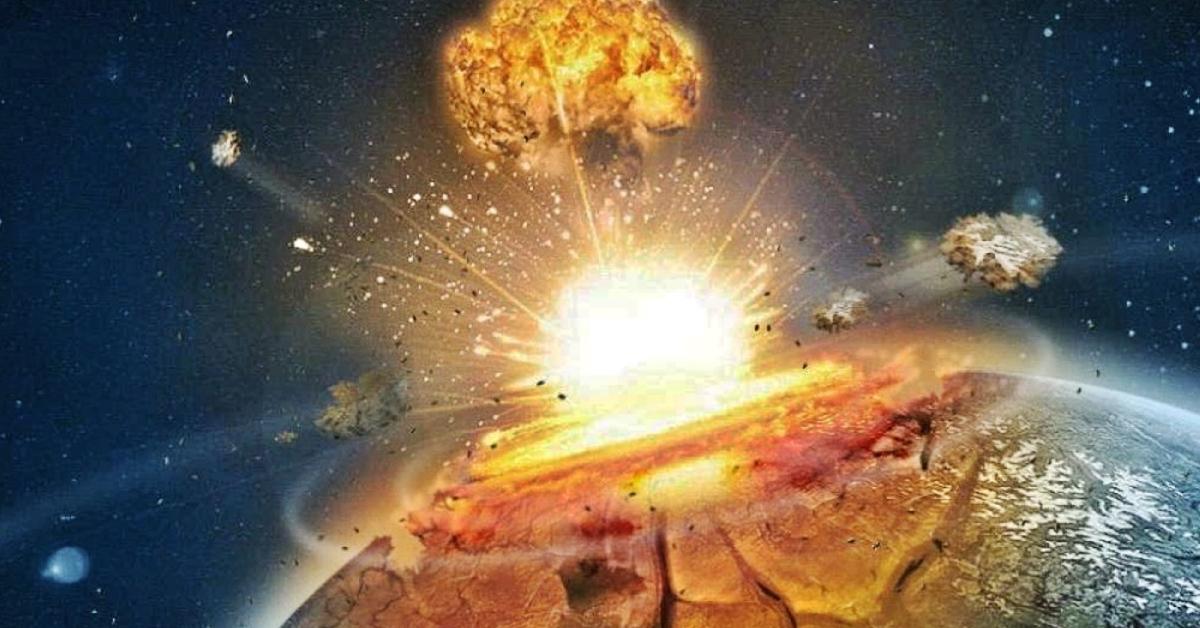 Dünya Göktaşı Yağmurları İle Bombalandı 800 Milyon Yıllık Tarih