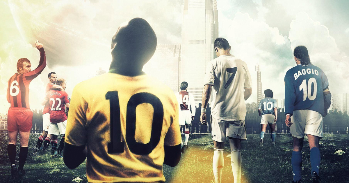 En Golcü Futbolcular