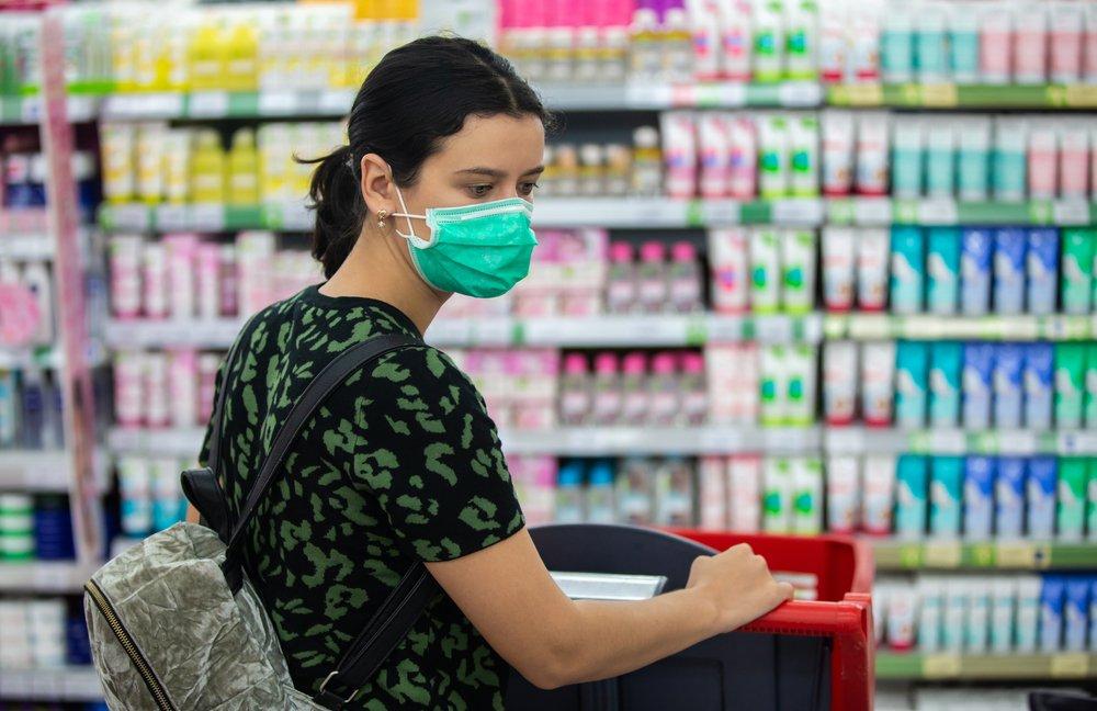 Koronavirüs Salgınında Güvenli Market Alışverişi