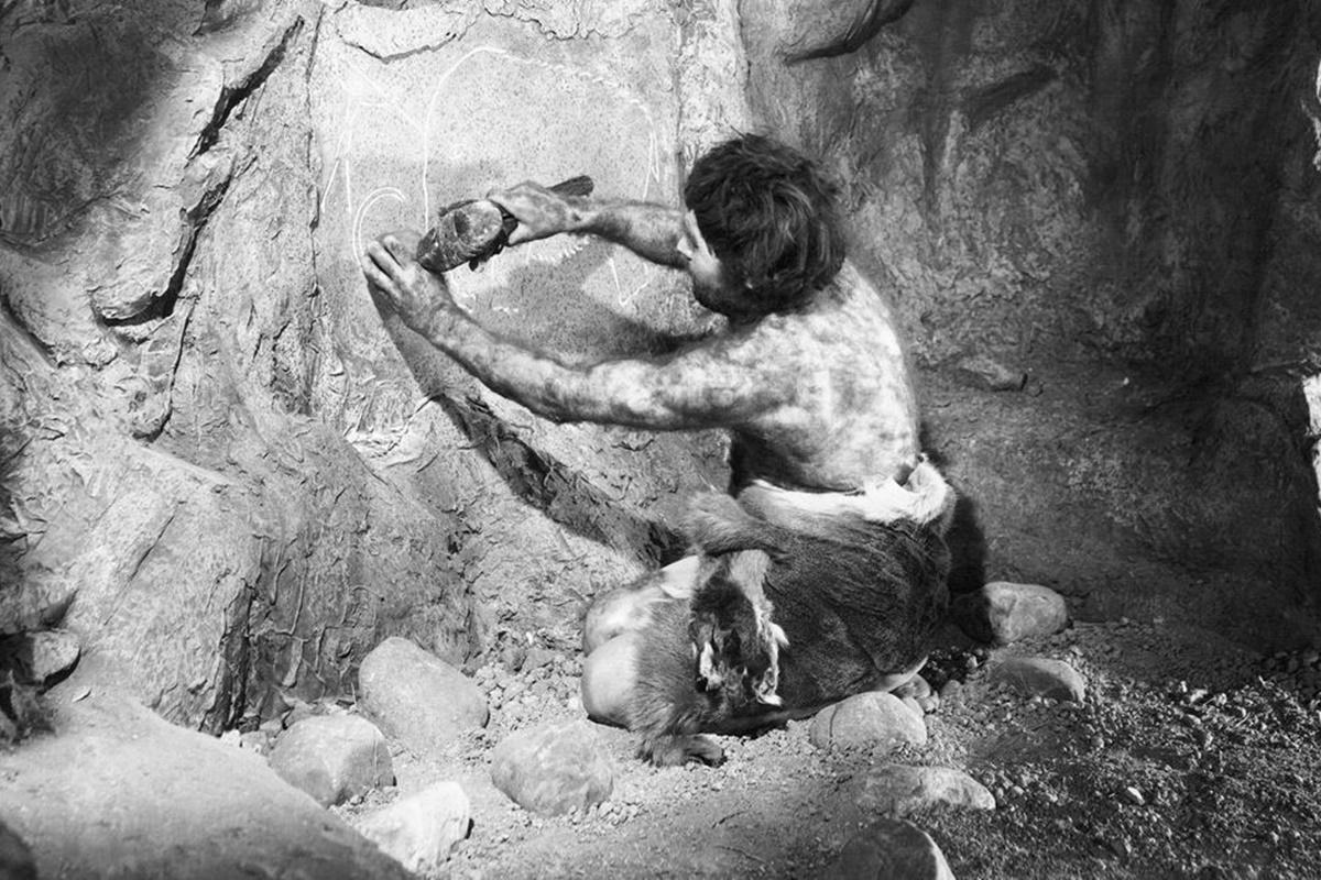 Abd'deki Donmuş Mağara Adamı Sosyal Medyanın Gündeminde