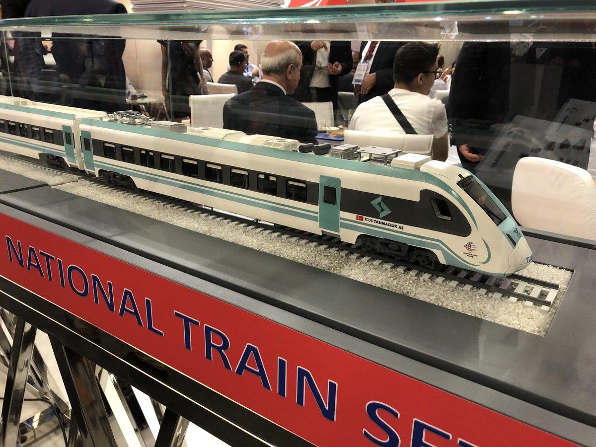 Milli Elektrikli Tren Seti İçin Tarih Verildi