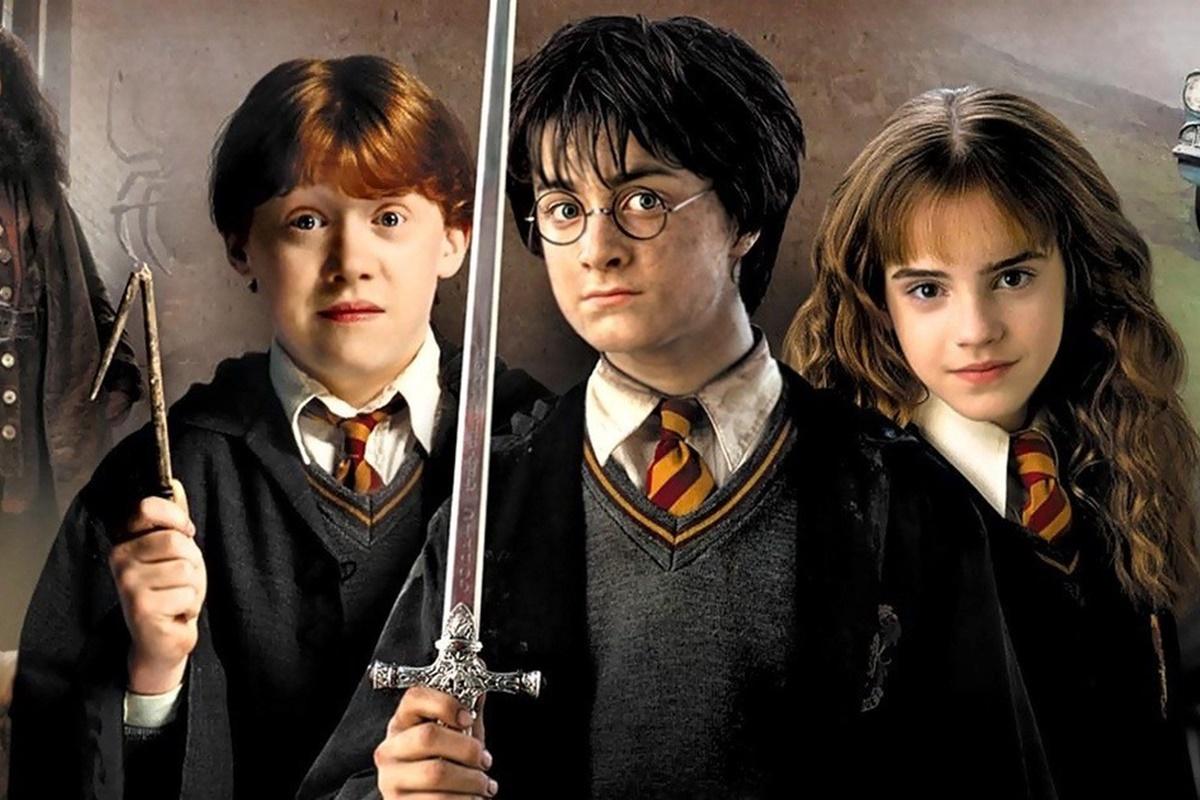 Harry Potter Serisinin Tüm Filmleri