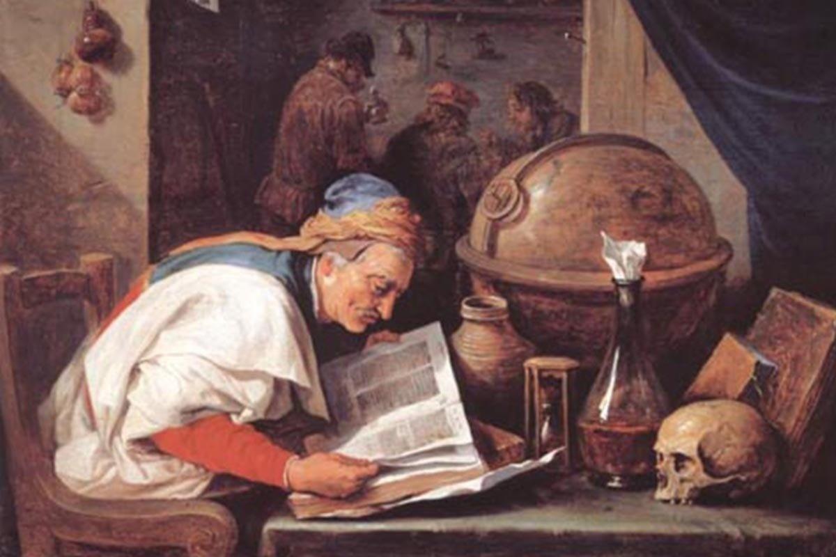Tarihteki Önemli Simyacılar ve Çalışmalar