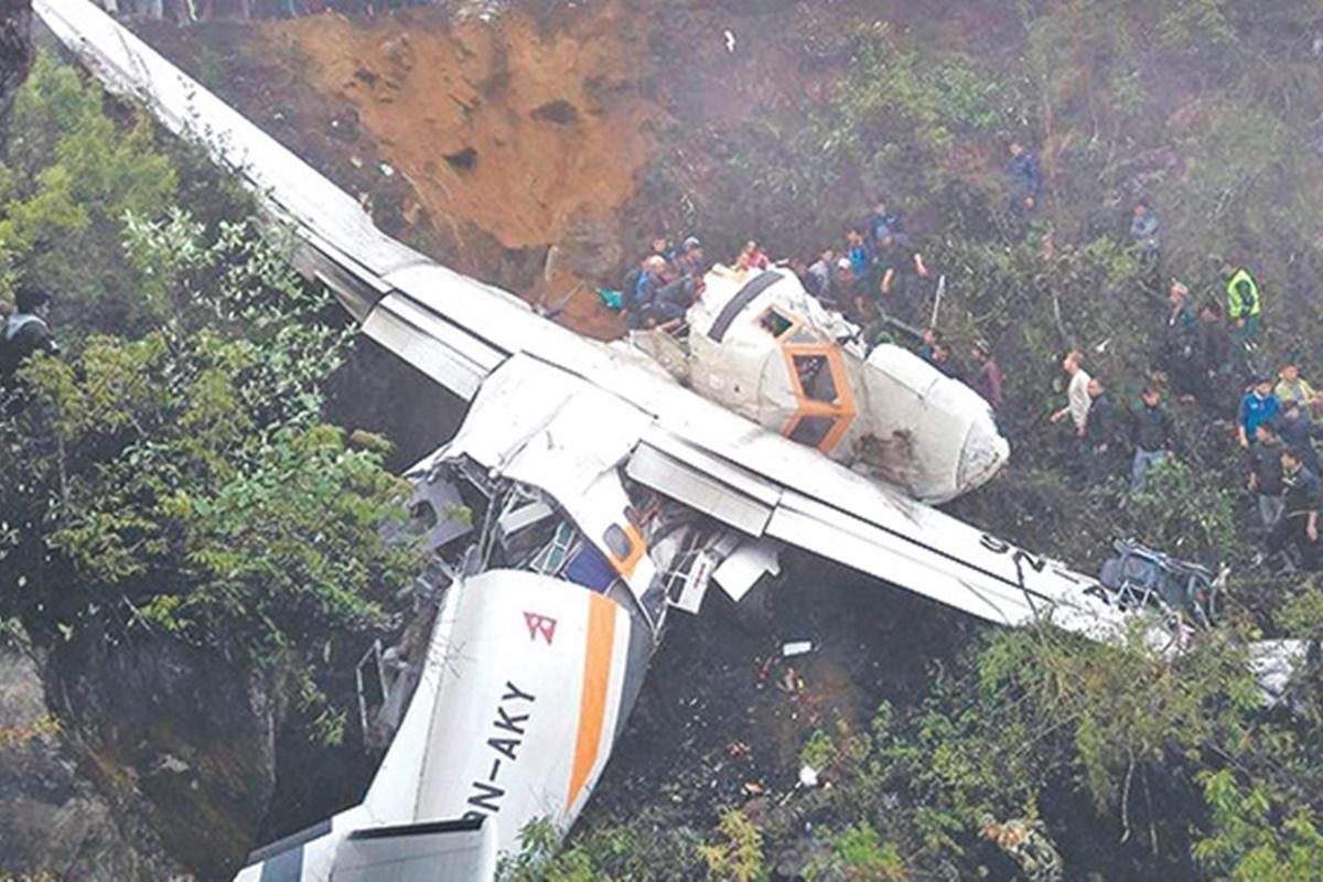 Tarihte Gerçekleşen İnanılmaz Uçak Kazaları
