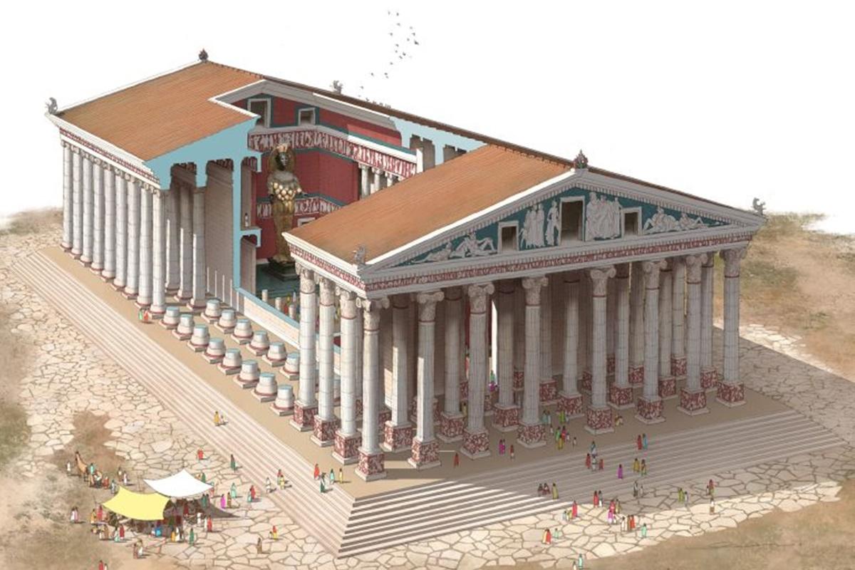 Artemis Tapınağı Hakkında Bilgiler