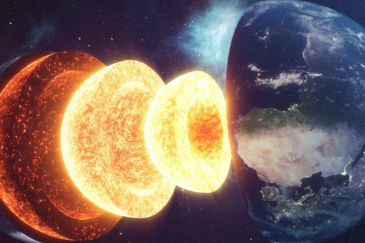 Dünya'nın Çekirdeğinin Orantısız Büyüdüğü Keşfedildi