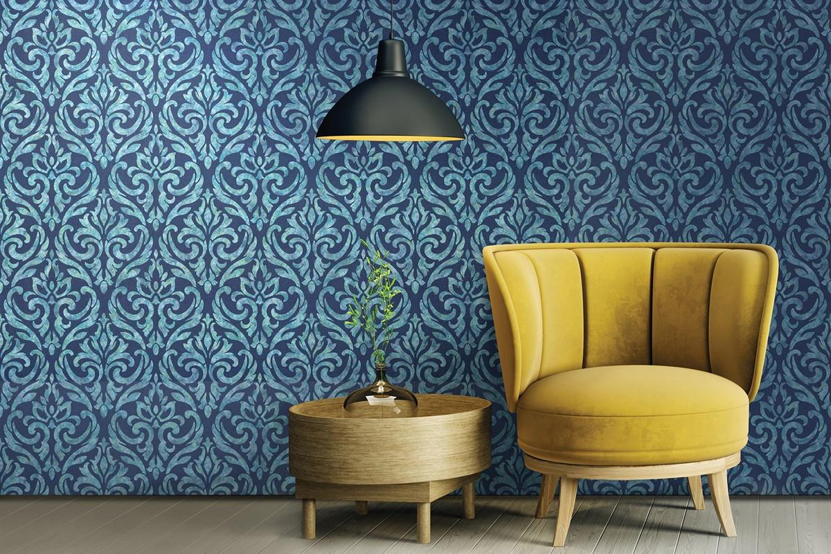 Duvar Kağıdı Kullanarak Uygulayabileceğiniz En Şık Dekorasyonu