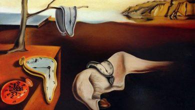 Salvador Dali'nin Belleğin Azmi Tablosu Hakkında Detaylar
