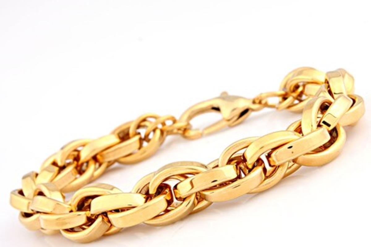 Senenin Modası Altın Zincir Bileklikler